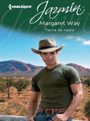 cover image of Tierra de nadie