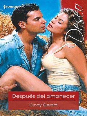 cover image of Después del amanecer