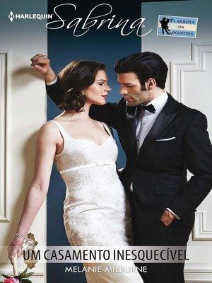 cover image of Um casamento inesquecível