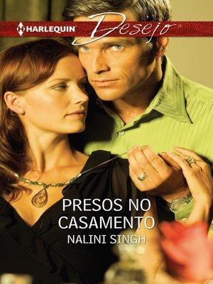 cover image of Presos no casamento