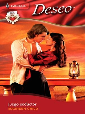 cover image of Juego seductor