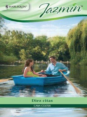 cover image of Diez citas