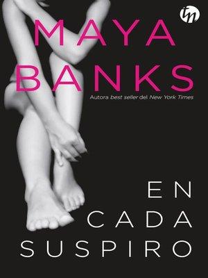cover image of En cada suspiro