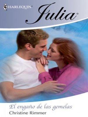 cover image of El engaño de las gemelas