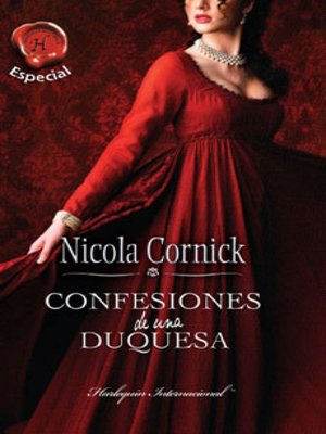 cover image of Confesiones de una duquesa