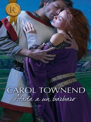 cover image of Atada a un bárbaro
