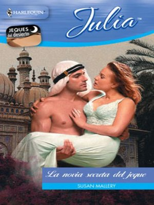 cover image of La novia secreta del jeque