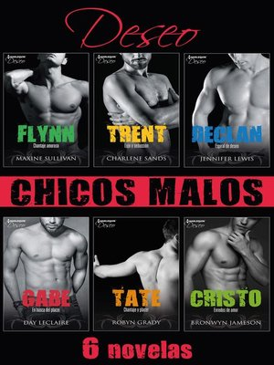 cover image of E-Pack Deseos Chicos Malos 2--abril 2020