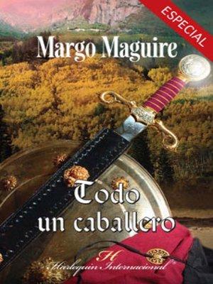 cover image of Todo un caballero