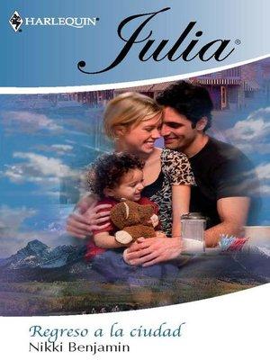 cover image of Regreso a la ciudad