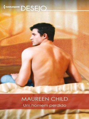 cover image of Um homem perdido