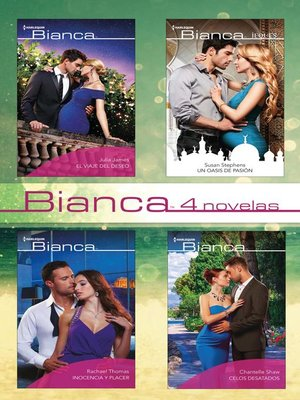 cover image of E-Pack Bianca octubre 2019