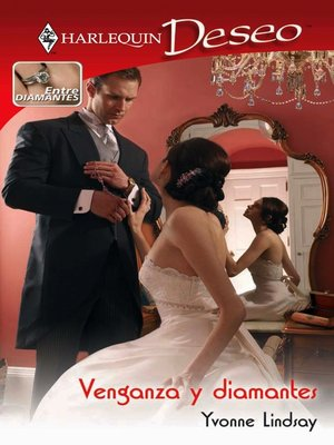 cover image of Venganza y diamantes