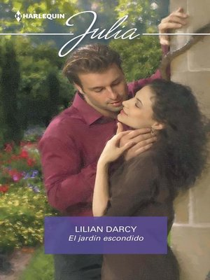 cover image of El jardín escondido