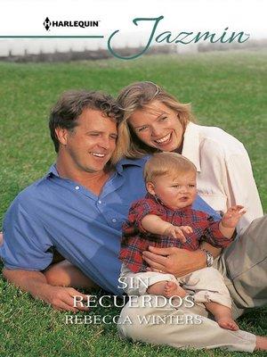 cover image of Sin recuerdos
