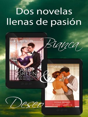 cover image of E-Pack Bianca y Deseo abril 2019