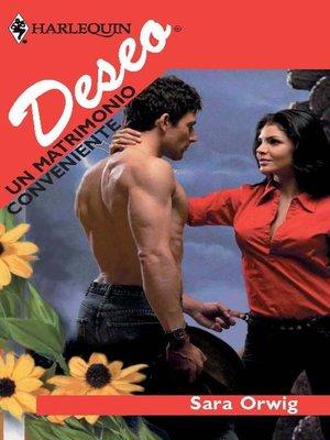 cover image of Un matrimonio conveniente