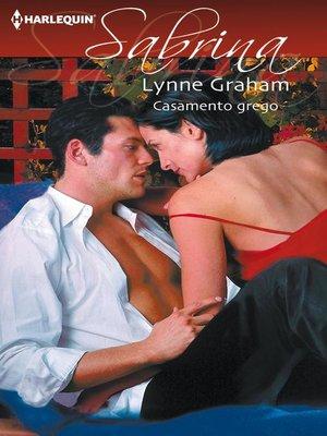 cover image of Casamento grego