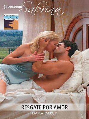 cover image of Resgate por amor