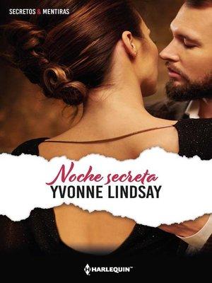 cover image of Noche secreta