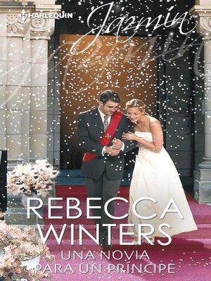 cover image of Una novia para un príncipe