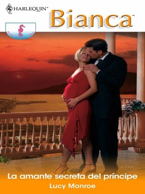 cover image of La amante secreta del príncipe