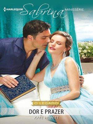 cover image of Dor e prazer