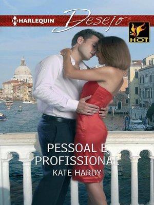 cover image of Pessoal e profissional