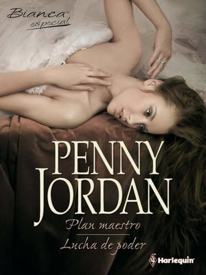 cover image of Plan maestro--Lucha de poder