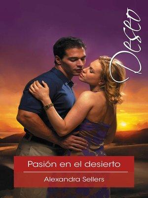 cover image of Pasión en el desierto