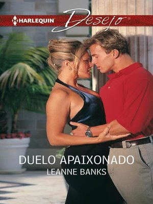 cover image of Duelo apaixonado