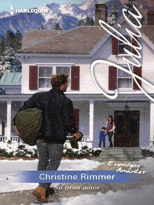 cover image of Su gran amor