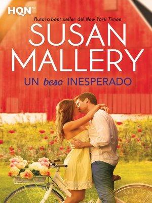 cover image of Un beso inesperado