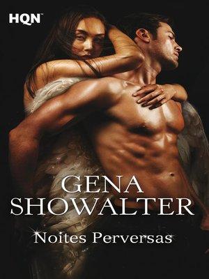 cover image of Noites perversas