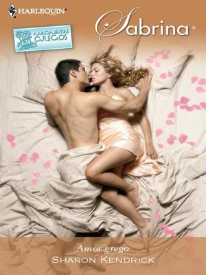 cover image of Amor grego