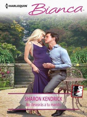 cover image of No desearás a tu marido