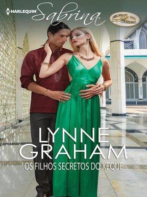 cover image of Os filhos secretos do xeque