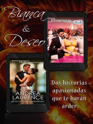cover image of E-Pack Bianca y Deseo marzo 2019