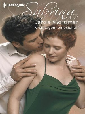 cover image of Chantagem emocional