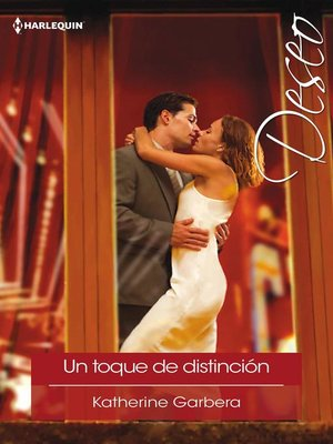 cover image of Un toque de distinción