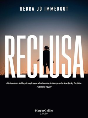 cover image of Reclusa