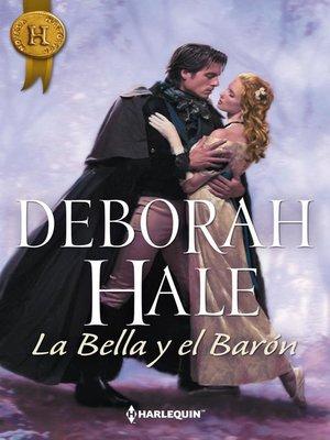 cover image of La bella y el barón