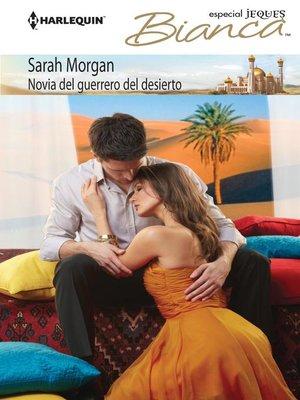 cover image of Novia del guerrero del desierto (Ganadora Premios Rita)