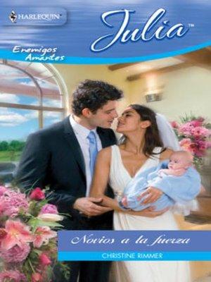 cover image of Novios a la fuerza