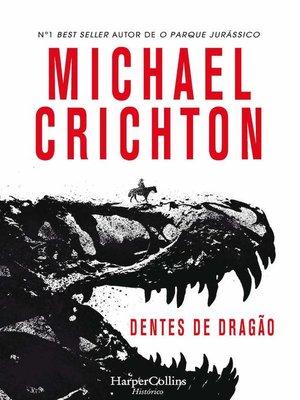 cover image of Dentes de dragão