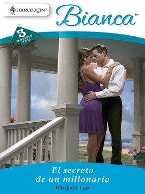 cover image of El secreto de un millonario