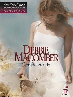 cover image of Confío en ti