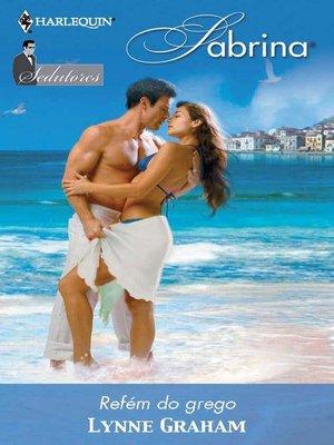 cover image of Refém do grego