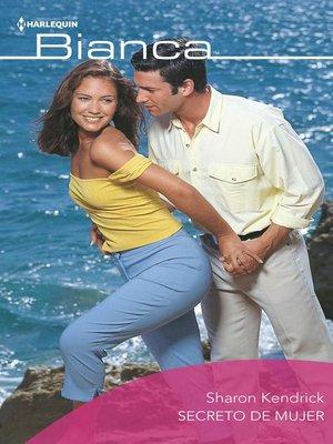 cover image of Secreto de mujer