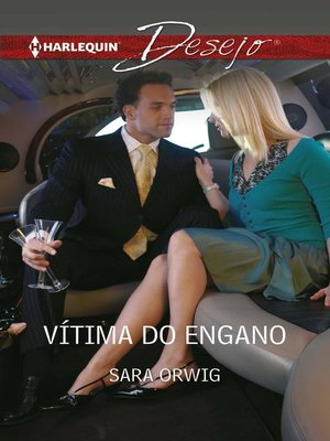 cover image of Vítima do engano